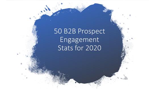 50 B2B Stats