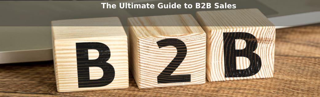 B2B sales ultimate guide whitepaper