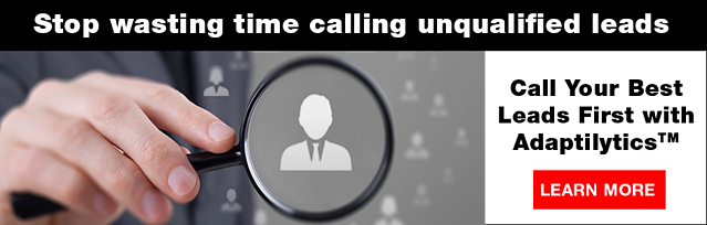 Stop Wasting Time Calling Unqualified Leads