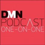 DMN podcast logot