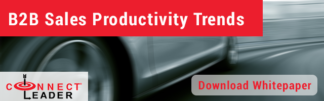 B2B Sales Productivity Trends Presentation
